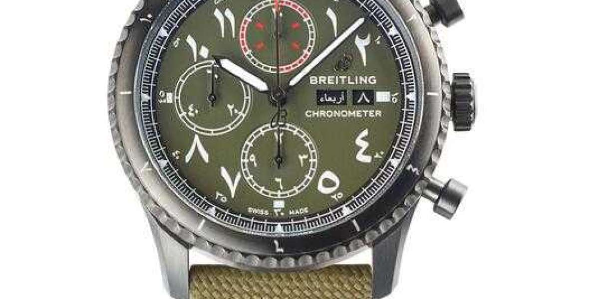 Breitling Aviator 8 Automatic 41 Swiss Limited Edition A173151A1B1X1 Men Watch